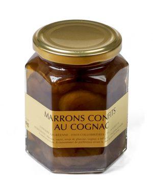 marrons confits