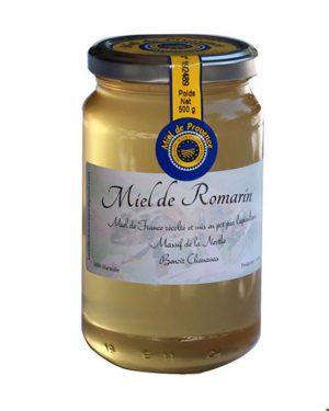 miel de romarin igp