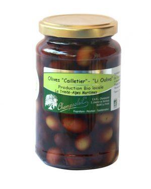 olives de nice aop et bio