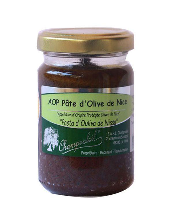 pâte d'olive aop